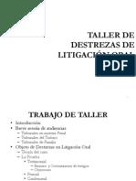 Litigacion OraL Ppt