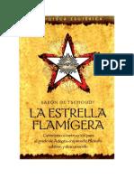 Tschoudy Baron de - La Estrella Flamigera