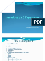 Chapitre1 Introduction à l'approche Objet