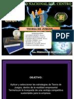 TERORIA DE JUEGOS