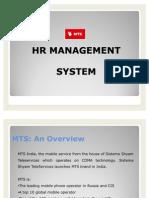 Hr Management System