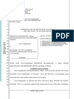 Complaint Loan Broker Malpractice
