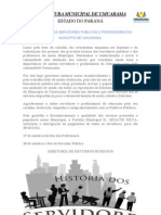 Mensagens Do Dia Servidor Publico.