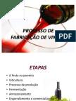 trabalho de fabricaçao de vinho