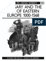 Osprey - Men-At-Arms 195 - Hungary and the Fall of Eastern Europe 1000-1568