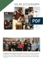 Actividades Biblioteca Enero a Feb 2012
