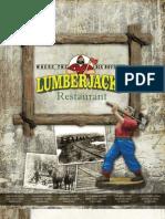 Lumberjacks Menu