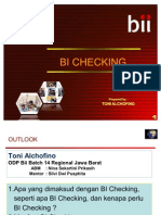 BI Checking