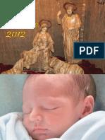 calendario obispado 2012