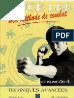 Bruce Lee - Ma méthode de combat 4