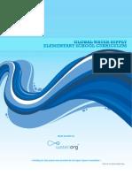 WaterOrg ElemCurric1