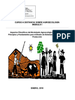PTMS Colectivo Trujillo, Modulo I. Aspectos Politicos y de Planificación