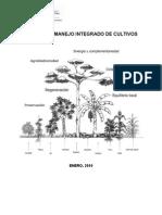 PTMS Colectivo Trujillo, Modulo III. Manejo Integrado de Cultivos