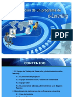 Implementacion de e-learning