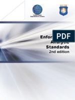 Law Enforcement Analytic Standards 2011