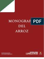 MONOGRAFIA ARROZ2010