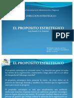 Dirección Estrategica I