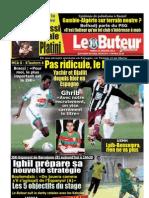 LE BUTEUR PDF du 10/01/2012