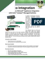 Net Clarity Cisco Catalyst Integration 2012