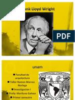 Frank Lloyd Wright (1)