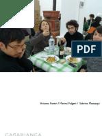 Catalogo Arianna fantin/Marina Fulgeri/Sabrina Mezzaqui