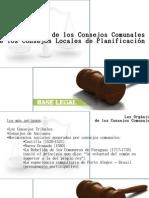 Ley de Consejos Comunales y Consejos de Planificacion Publica