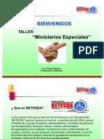 Presentacion Taller ad RESUMEN
