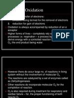 Biological Oxidation