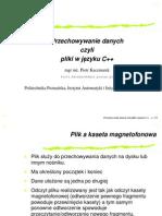 Zapis,Odczyt Pliku w c++