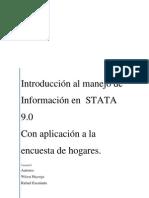 Manual de Introduccion Stata v.9