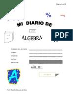 Mi Diario de Algebra Rcd