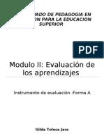 Evaluacion de Modulo II Diplomado_informe