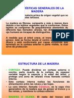 Caractersticas Generales de La Madera