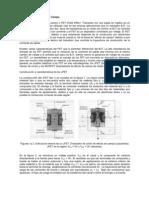 Transistores de efecto de campo FET