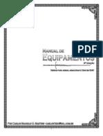 3D&T - Manual de Equipamentos 3º E. - Taverna do Elfo e do Arcanios