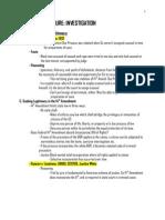 Crim Pro Final Exam Outline