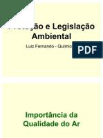 03. PROTAM - Import an CIA Da Qualidade Do Ar