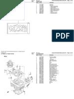 500cc (LT-F500 AM41A 1998-2002) Suzuki ATV Parts List