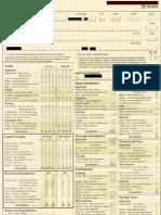 Record of G2 Examination