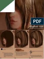Painting Hair
