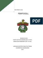 MAKALAH FEMTOCELL
