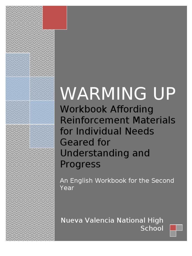 Workbooks developing spatial thinking workbook : Second Year English Workbook | Weaving | Hell