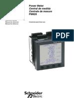 Manual PM800