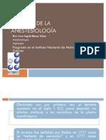 Anestesia Dra. Ivon Mares Velez