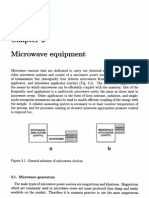 Chapter 3- Microwave equipment