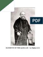 Levi E-Elements of Quabalah
