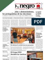 Rojo y Negro, nº 205, septiembre 2007