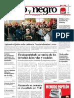 Rojo y Negro, nº 207, noviembre 2007
