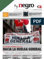 Rojo y Negro, nº 225, junio 2009