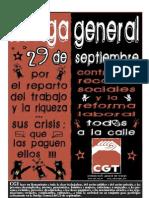 Rojo y Negro, nº 239, septiembre 2010 - Especial Huelga General